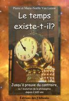 """Couverture du livre """"Le temps existe-t-il?"""" de Pierre et Marie-Noëlle Van Leeuw"""